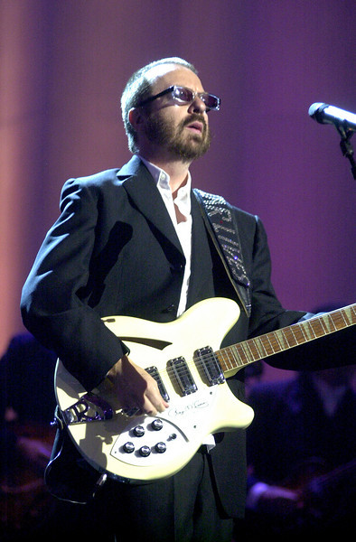 "Dave Stewart performing on  ""Come Together - A Night of John Lennon"""