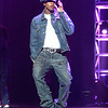 "Usher rehearsing for the TV Show ""The Disco Ball"""