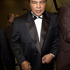 Muhammad Ali at his 60th birthday celebration.