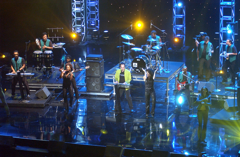 """KC & The Sunshine Band performing on the TV show """"The Disco Ball"""""""
