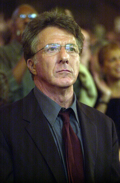 """Dustin Hoffman onstage at  """"Come Together - A Night of John Lennon"""""""