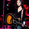Michelle Branch performing at the Neil Bogart Memorial Fund Show