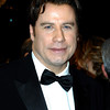 John Travolta attending the SAG Awards