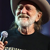 Willie Nelson rehearsing at the 35th Annual Academy of Country Music Awards