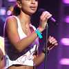 "Mya rehearsing for the] TV Show ""The Disco Ball"""