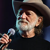 Willie Nelson rehearsing at the 35th Annual Academy of Country Music Awards - Ron Wolfson