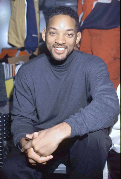 Will Smith at rehearsals for the Grammy Awards