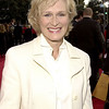 Glenn Close arriving at the 7th Annual Blockbuster Entertainment Awards