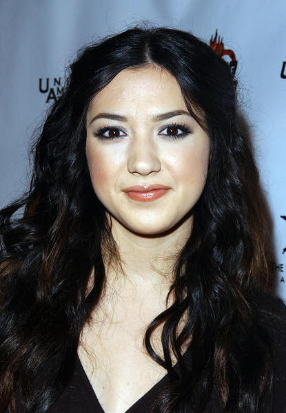 Michelle Branch in the Press area at the Neil Bogart Memorial Fund Show