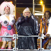 "Bruce Vilanch performing as the ""Dancing Queen"" on  the TV Show ""The Disco Ball"""