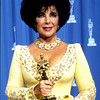 Elizabeth Taylor winner of the Jean Hersholt Humanitarian Award at the 65th Academy Awards