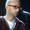 "Moby rehearsing for  ""Come Together - A Night of John Lennon"""