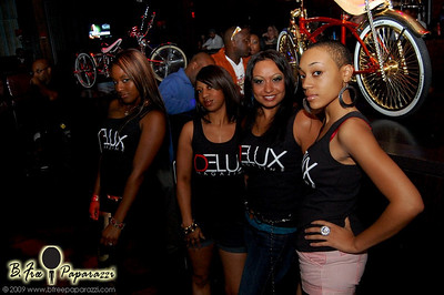 DELUX LADIES & CANDY BIKES!!