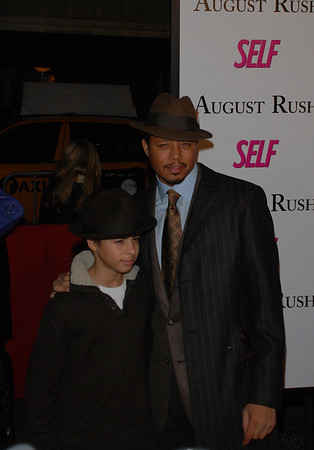 "Premiere OF ""August Rush"" <br /> 11/11/2007 - The Ziegfeld<br /> New York, New York, United States"