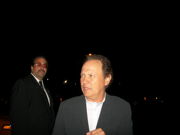 Billy Crystal in New York City