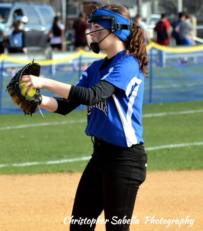 CENTEREACH JV VS RIVERHEAD SOFTBALL 4-1-16