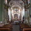 Interiors of the church, Sanctuary of Atotonilco, San Miguel de Allende, Guanajuato, Mexico