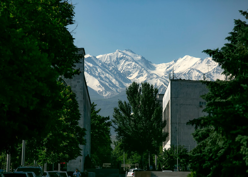 "Tien Shan, ''Mountains of Heaven,"" range"
