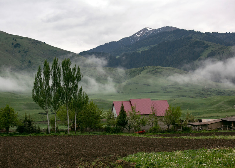 Village of Kalmak-Ashuu