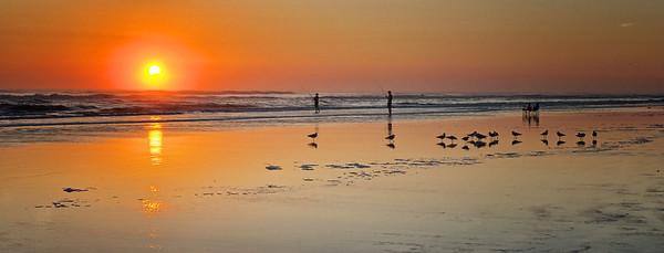 "ETC-3014  ""Early Morning Ocean Fishing"""