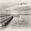 "ETC-3219   ""The Pier in Sepia"""