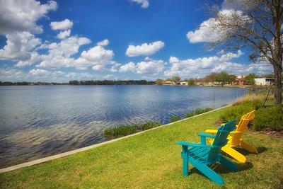 "ETC-3189  ""Lawn Chair View"""