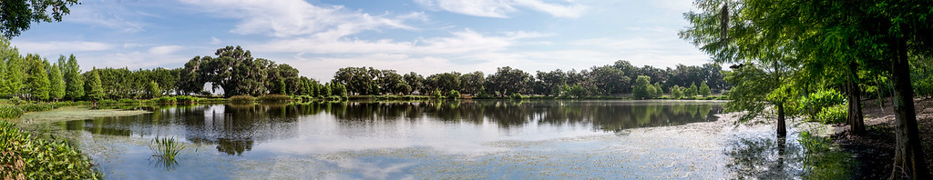 "ETC-3357  ""Oak Park Lake""  Pano"