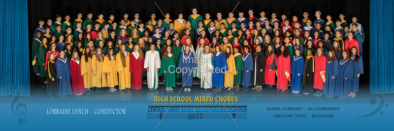 2017 High School Mixed Chorus - Treble Choir