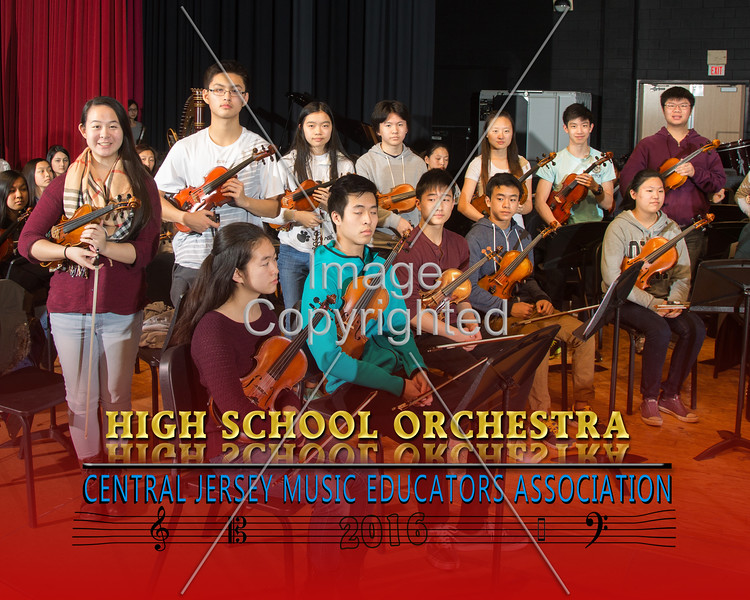 # 814 - HS ORCH GDVH5857