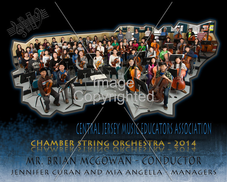 CHMBR STRING ORCH 2014