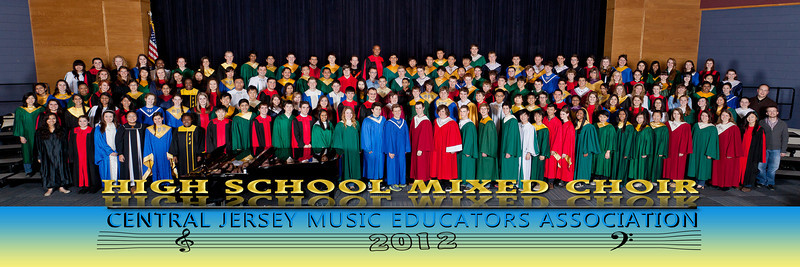 CJMEA - HIGH SCHOOL CHOIRS!