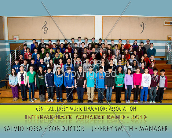 2013- INT ORCH AND CNCRT BAND