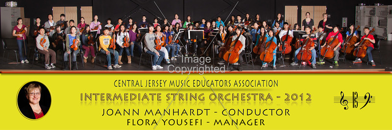 CJMEA - STRING, PERCUSSION, CHORUS