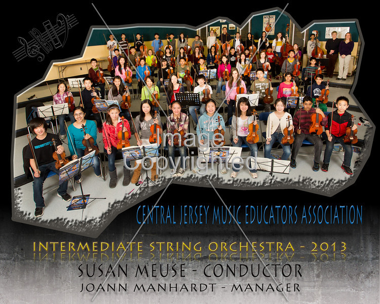 8x10 string orchestra