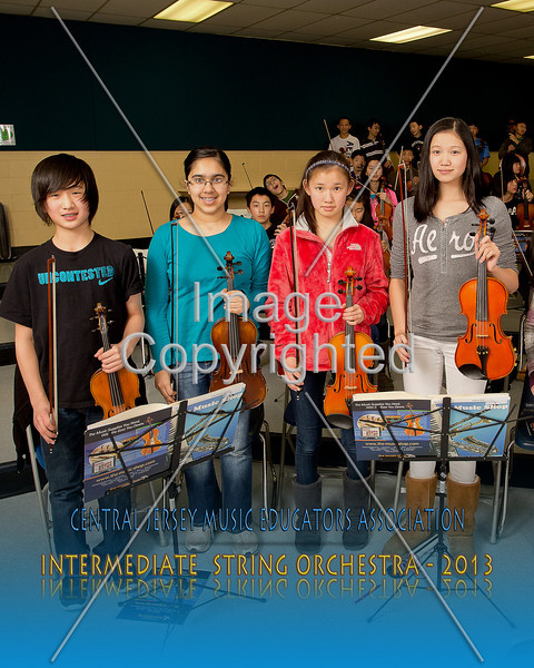 CJMEA - Intermediate String Percussion and Chorus!
