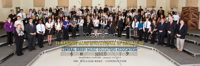SYMPHONIC BAND INVITATIONAL - SWMHS