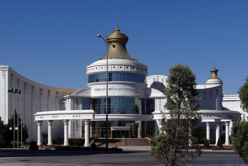 PUBLIC BUILDING - ASHGABAT