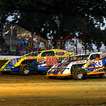 dirt track racing image - HFP_8977