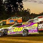 dirt track racing image - HFP_9904