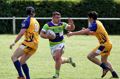 CENTS 24 -v- 22 Hemel Stags (May 2016)