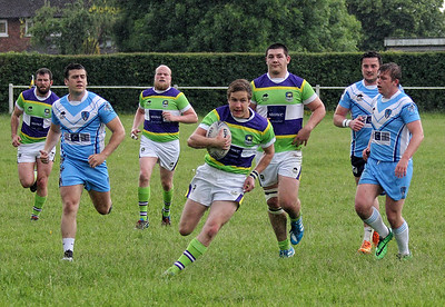 CENTS 46 -v- 30 North Herts Crusaders (June 2016)