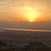 Sunrise from Masada