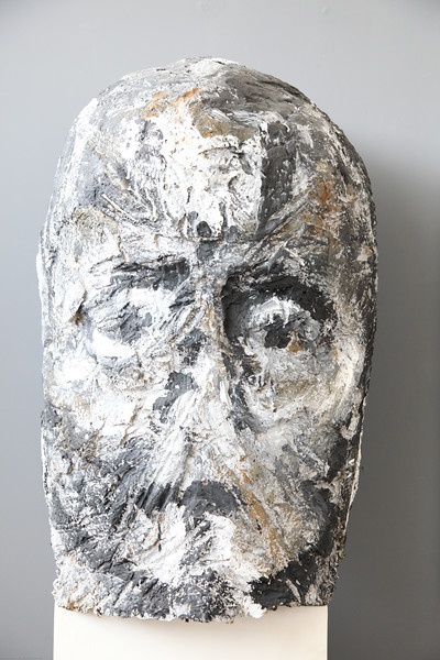 Sculpture in Ofer Lellouche Studio