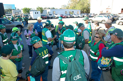 CERT County Wide Drill Stu Segal Studio