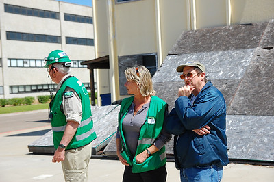 CERT SD final drill and graduation