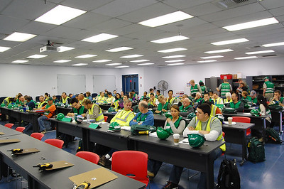 CERT SD final drill and graduation