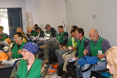 CERT San Diego Academy 2012 final drill