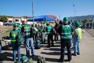 CERT Refresher in Pine Valley