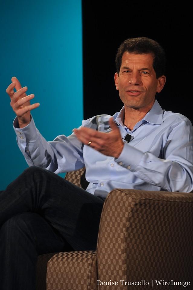 Palm CEO Jon Rubinstein at All Things Digital's event in Las Vegas.