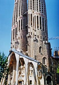 Antoni Gaudí  - Sagrada Familia
